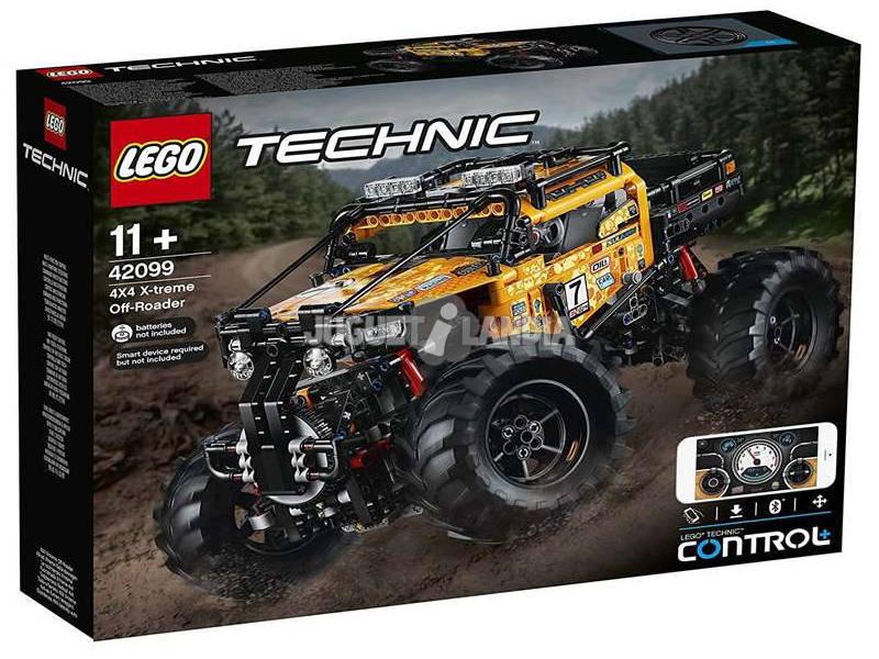 Lego Technic Todoterreno Radical 4x4 42099