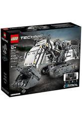 Lego Technic Escavadora Liebherr R 9800 42100