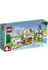 imagen Lego Princesas Paseo en Carruaje de Cenicienta 41159