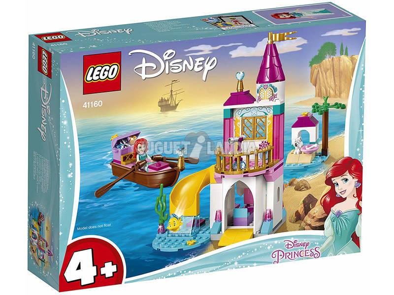 Lego Princesses Chateau en Bord de Mer d'Ariel 41160