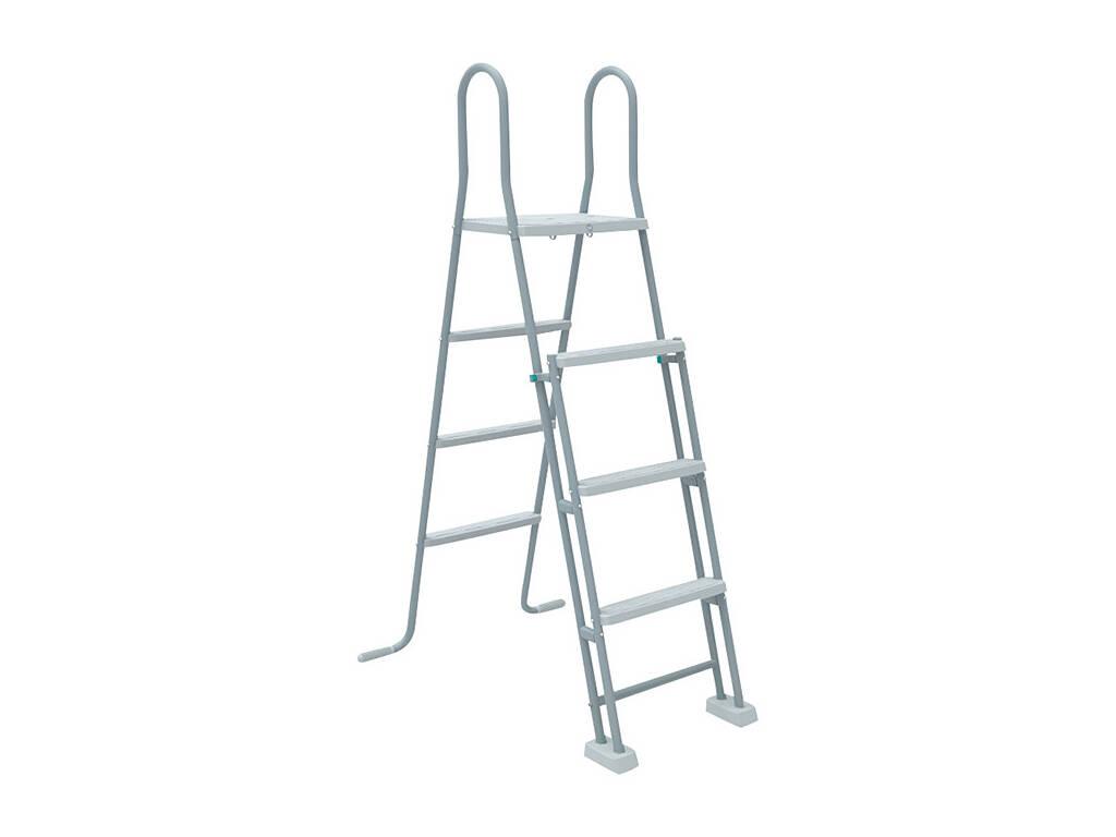 Escada de Segurança Para Piscina Elevada 134 cm Gre ES1213