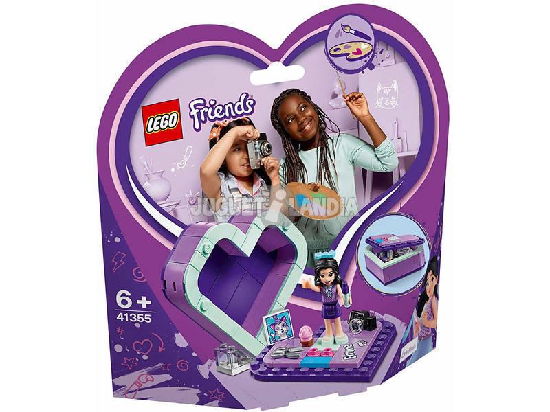 Lego Friends Scatola del Cuore di Emma 41355