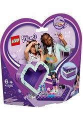 imagen Lego Friends Caja Corazón de Emma 41355