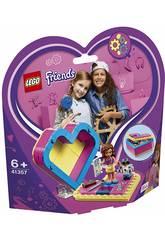 imagen Lego Friends Caja Corazón de Olivia 41357