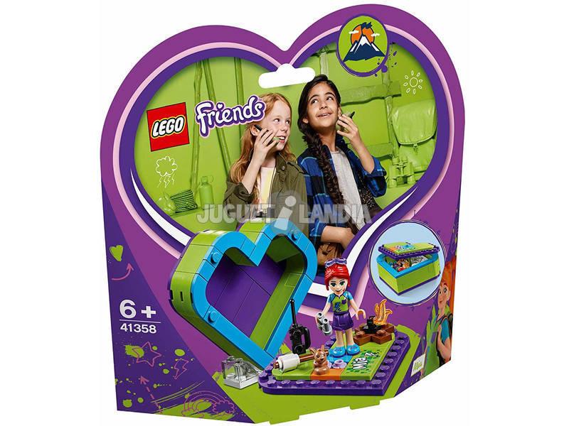 Lego Friends Caixa Coração da Mia 41358