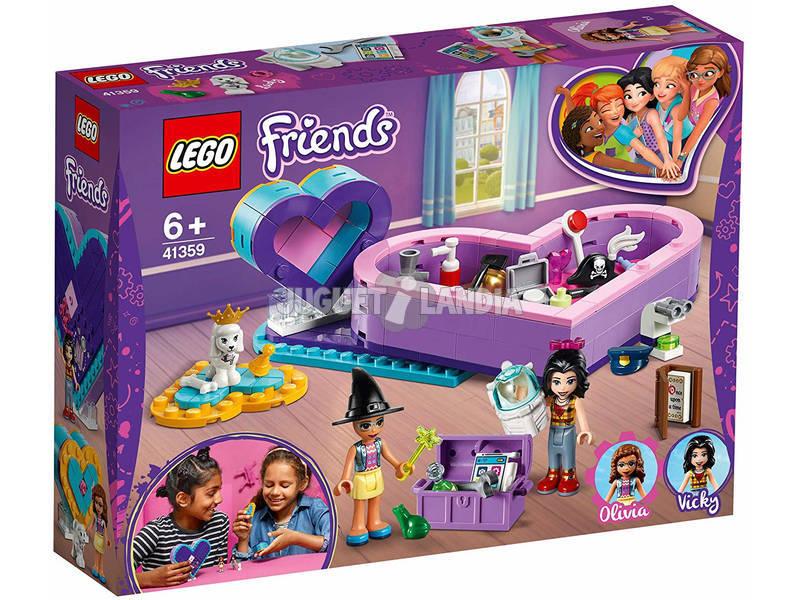 Lego Friends Pack de la Amistad Caja Corazón 41359