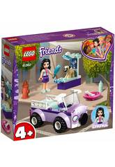 Lego Friends Emmas mobile Tierarztpraxis 41360