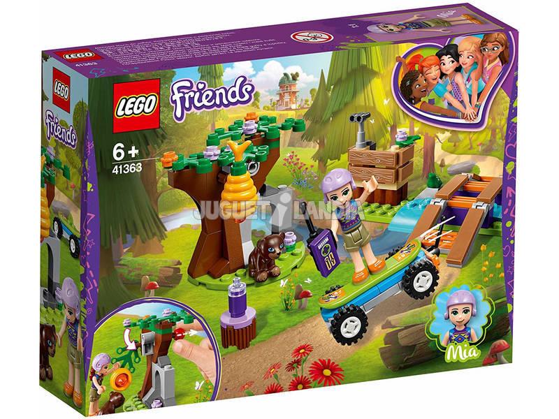 Lego Friends Aventura na Floresta de Mía 41363