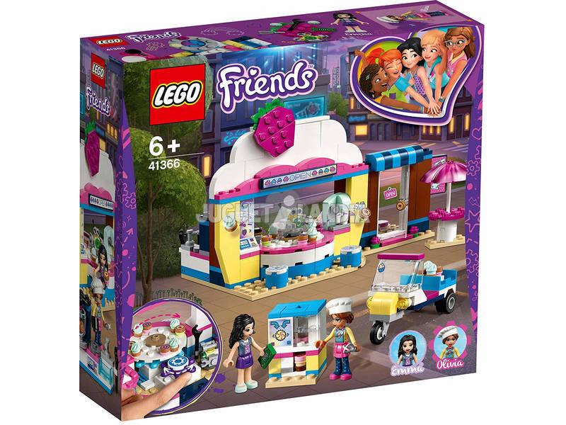 Lego Friends Café Cupcake da Olivia 41366