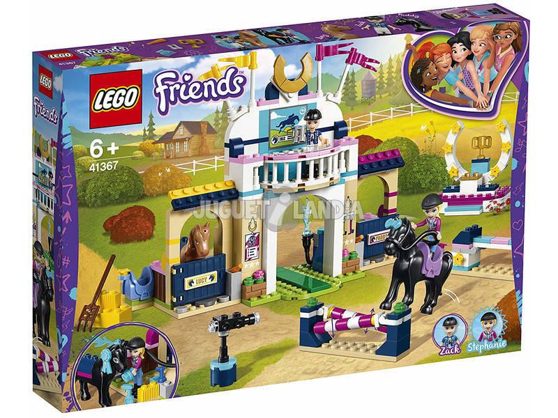 Lego Friends Competição de Saltos da Stephanie 41367