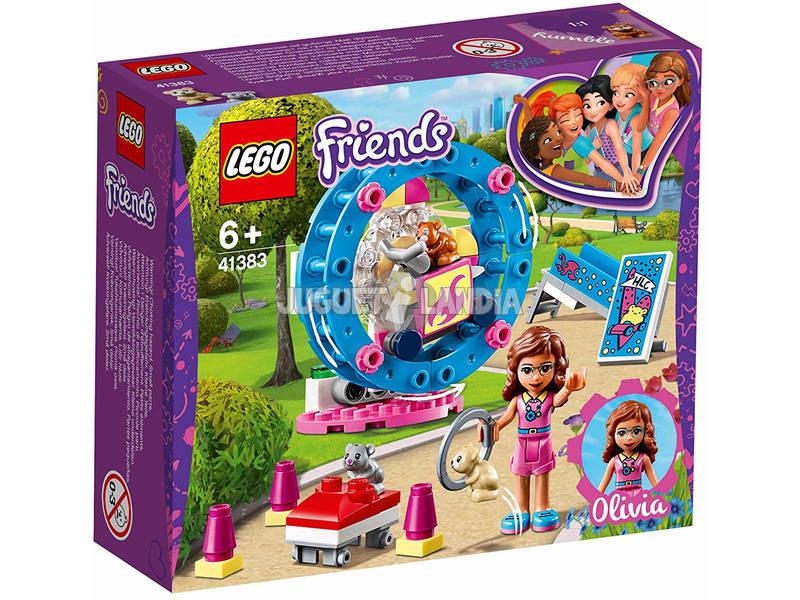 Lego Friends Parque del Hamster de Olivia 41383