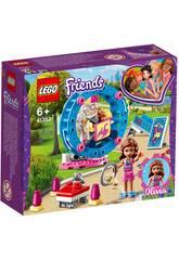 imagen Lego Friends Parque del Hamster de Olivia 41383