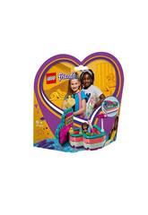 imagen Lego Friends Caja Corazón de Verano de Andrea 41384