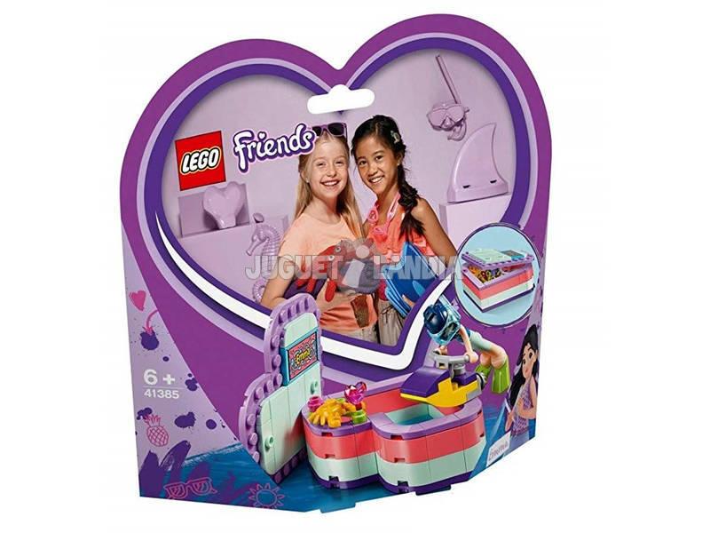 Lego Friends Caixa Coração de Verão de Emma 41385