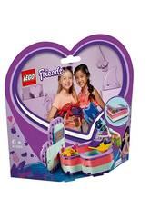 imagen Lego Friends Caja Corazón de Verano de Emma 41385