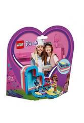 imagen Lego Friends Caja Corazón de Verano de Olivia 41387