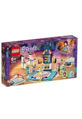 Lego Friends Esibizione di Ginnastica di Stephanie
