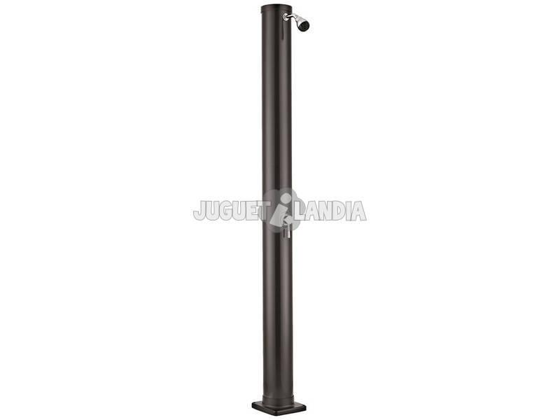 Doccia Solare Nera PVC 38L Gre AR1035