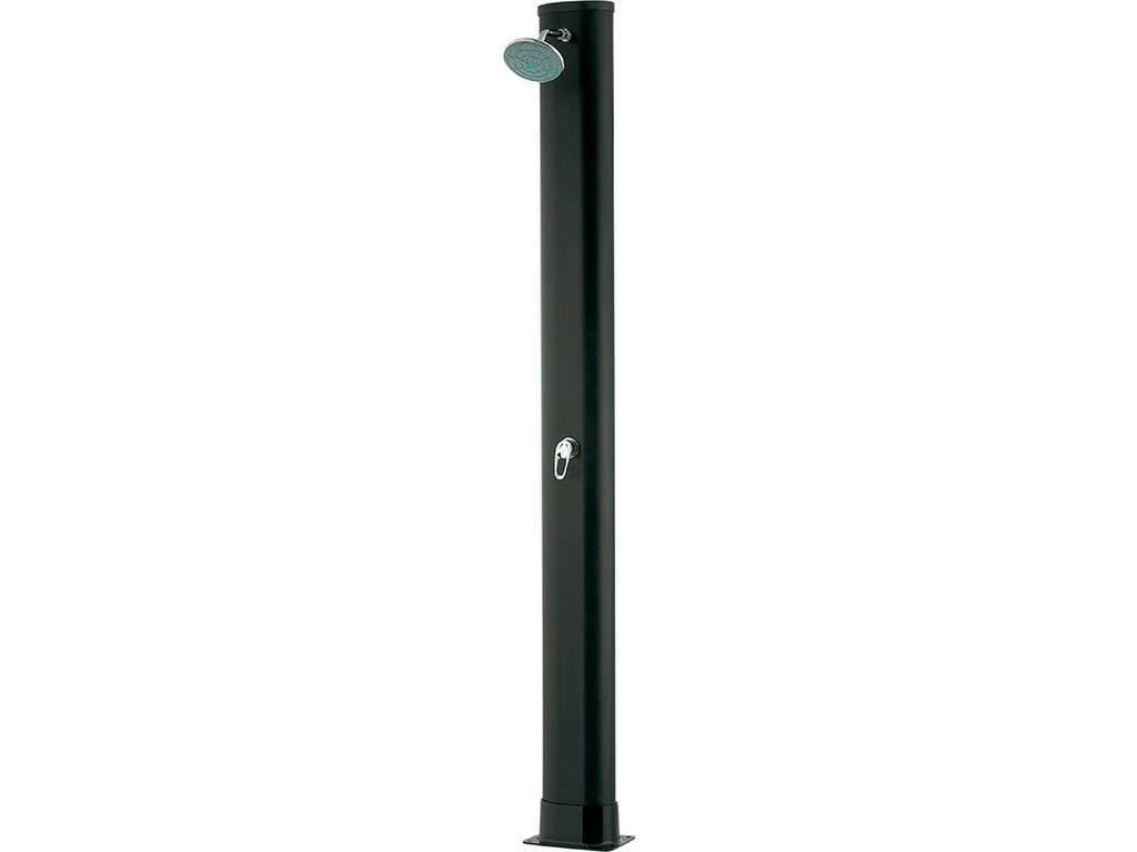 Doccia Solare Nera PVC 30L Gre AR1030