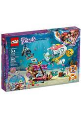 Lego Friends Mission de Sauvetage des Dauphins 41378