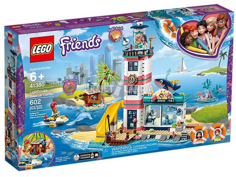 Lego Il faro centro di soccorso 41380