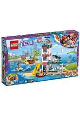 Lego Friends Centro de Rescate del Faro 41380