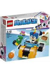 Lego Unikitty Tricycle du Prince Puppycorn 41452