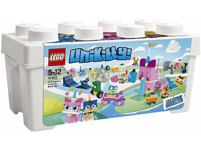 Lego Unikitty Caja de Ladrillos Creativos del Unirreino 41455