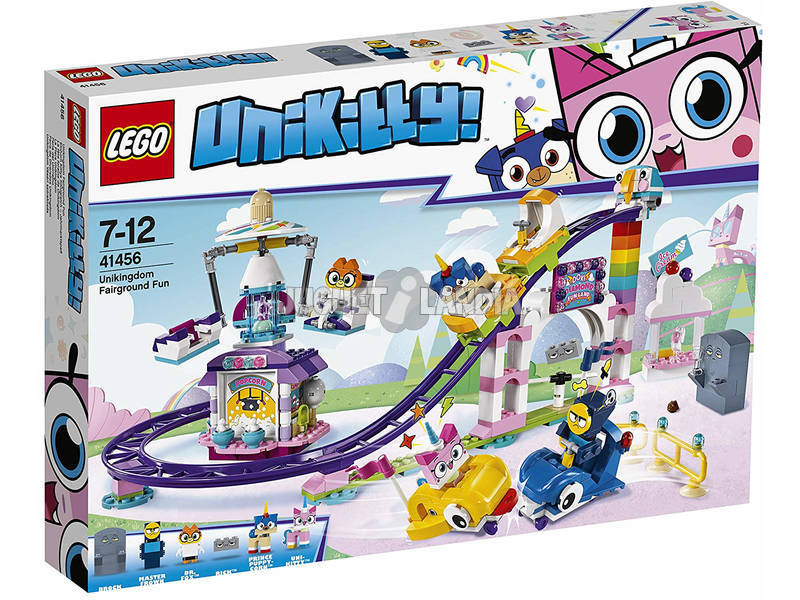 Lego Unikingdom Fairground Fun 41456