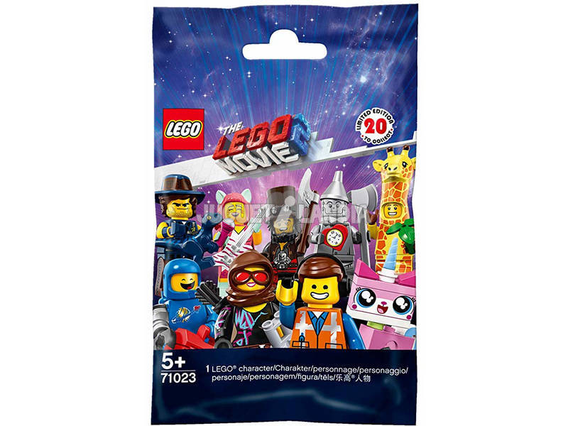 Lego Movie 2 Minifiguras 71023