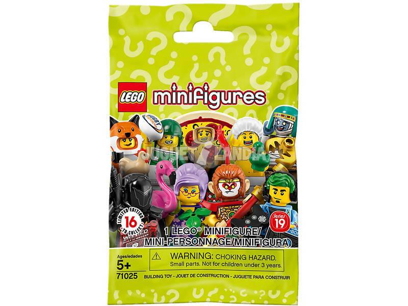 Lego Minifigure Serie 19 71025