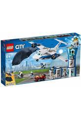 Lego City Luftpolizei Stützpunkt 60210