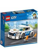imagen Lego City Policía Coche Patrulla de la Policía 60239