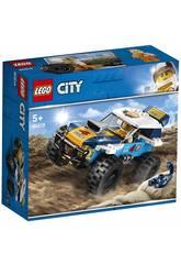 imagen Lego City Coche de Rally del Desierto 60218