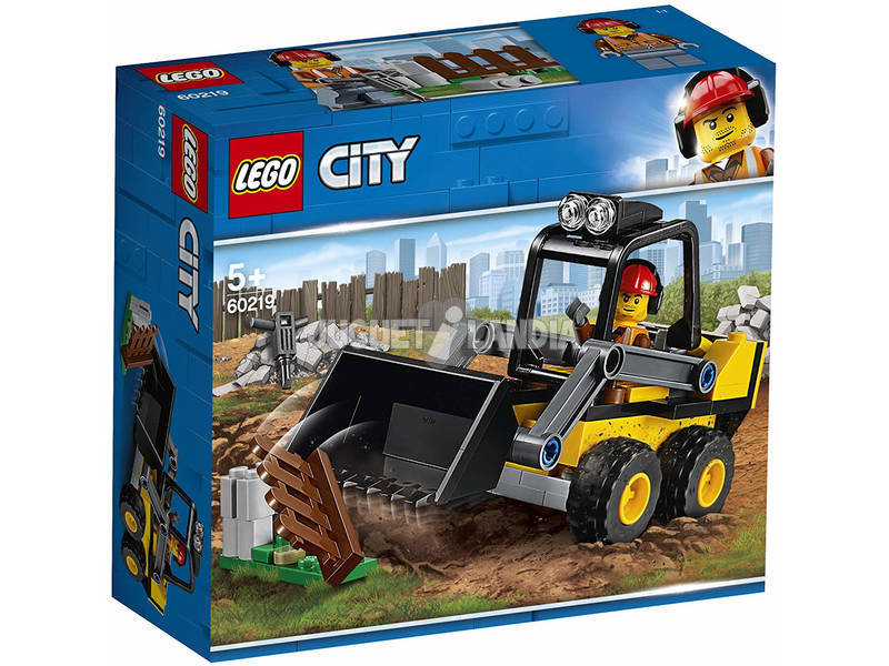 Lego City Chargeuse 60219