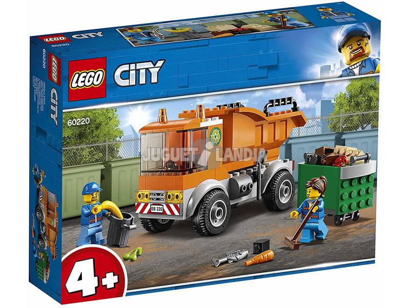 Lego City Camião do Lixo 60220