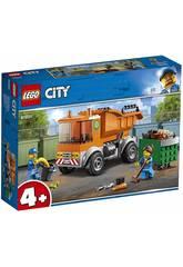 imagen Lego City Camión de la Basura 60220