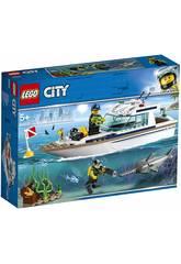 imagen Lego City Yate de Buceo 60221