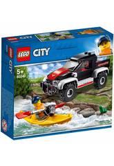 imagen Lego City Aventura en Kayak 60240
