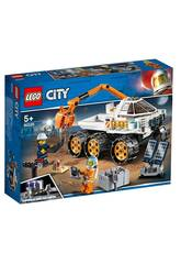imagen Lego City Space Port Prueba de Conducción del Rover 60225