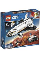 imagen Lego City Lanzadera Científica a Marte 60226