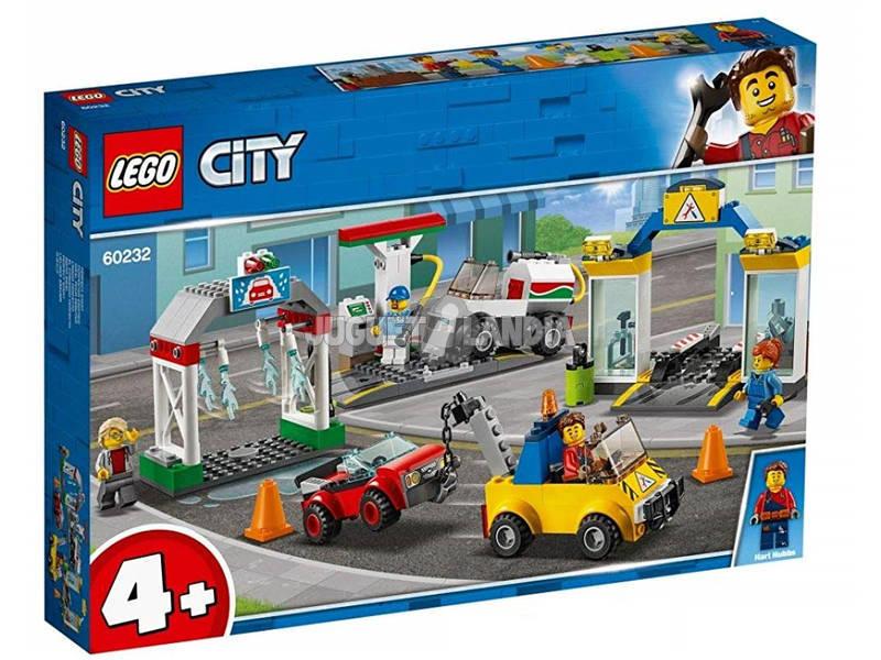 Lego City Stazione di servizio e officina 60232