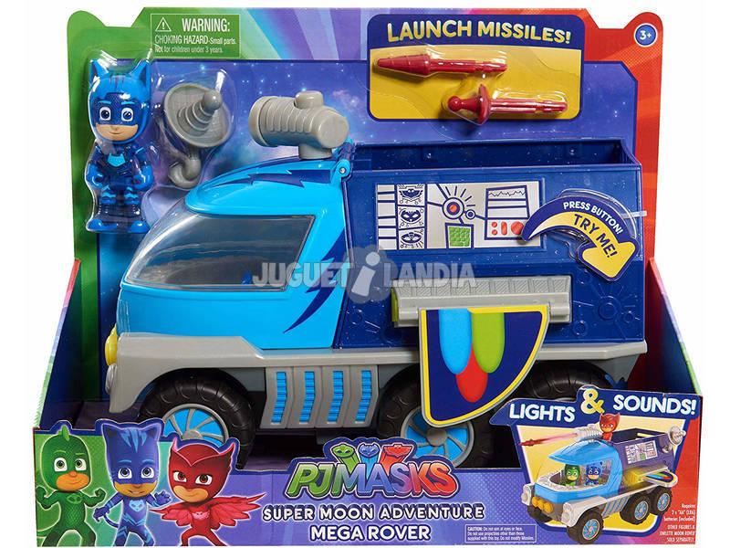 Pj Masks Mega Rover Bandai 95380