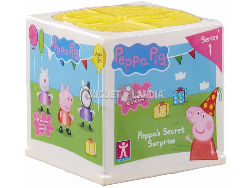 Peppa Pig Caja Sorpresa Bandai 6920