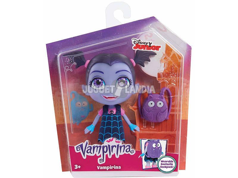 Vampirica Poupée Basique avec Sac à Dos Bandai 78105