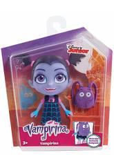 imagen Vampirina Muñeca Básica con Mochila Bandai 78105