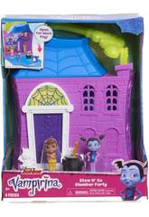 Vampirina Playset Koffer Pyjama-Party Bandai 78295