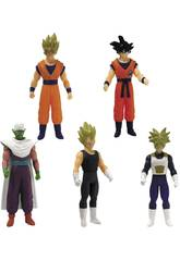 Dragon Ball Z Set Heróis Bandai 34500