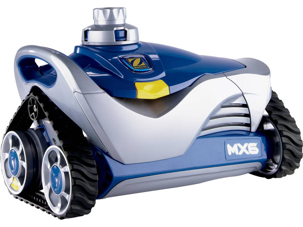 Puliscifondo Idraulico Zodiac MX6 Gre W79102