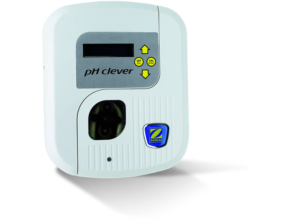 Controlador PH Clever Zodiac Gre WW000031